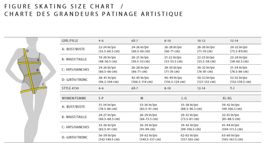 Image result for mondor size chart