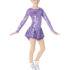 Mondor 2760 Purple Dress
